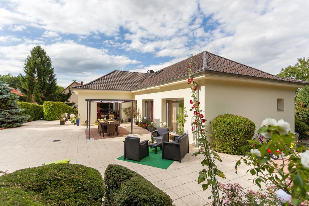 Maison d'hôtes - La Rose Trémière - Wintzenheim-Kochersberg