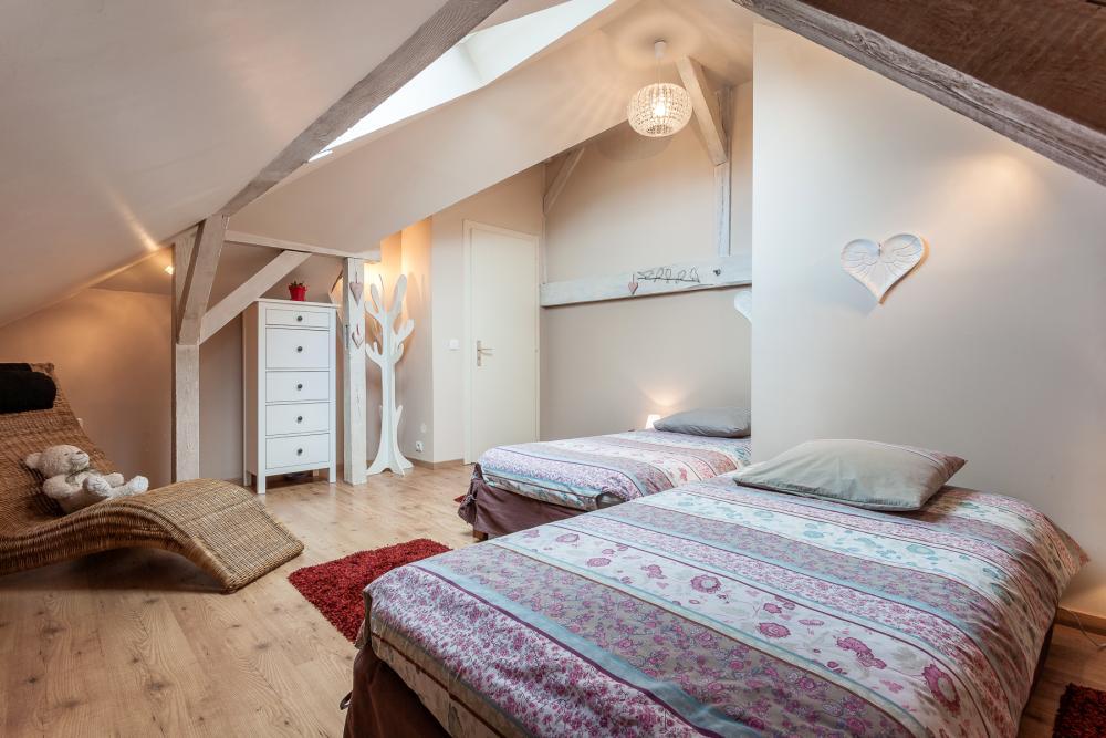 Chambre d'hôtes - La Rose Trémière - Wintzenheim-Kochersberg
