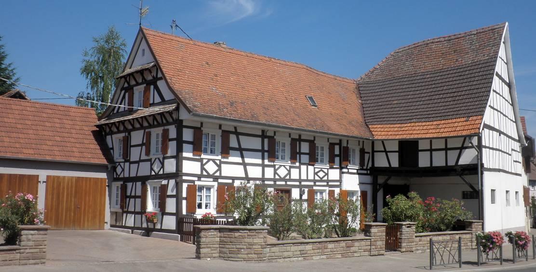Gîte La Ferme Matzinger (Kleinfrankenheim)