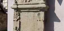 Stèle mortuaire Wyn un Brot de Fessenheim le Bas