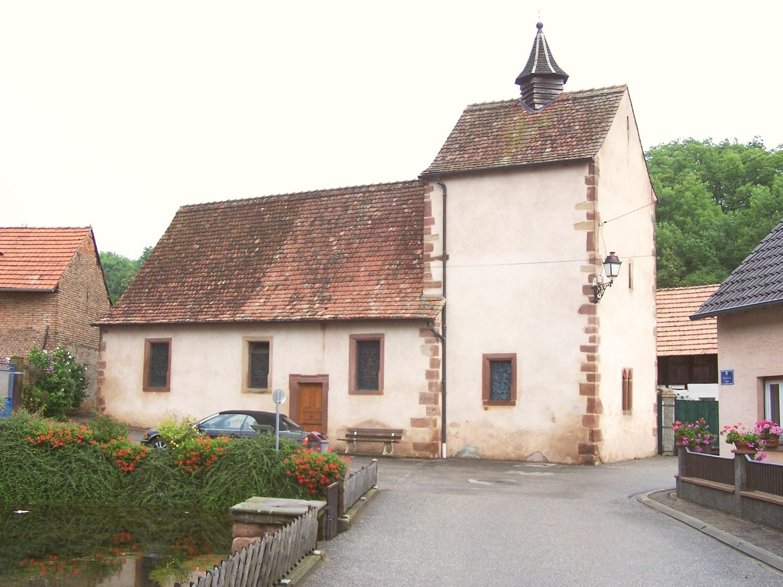 Village remarquable du Kochersberg Kuttolsheim