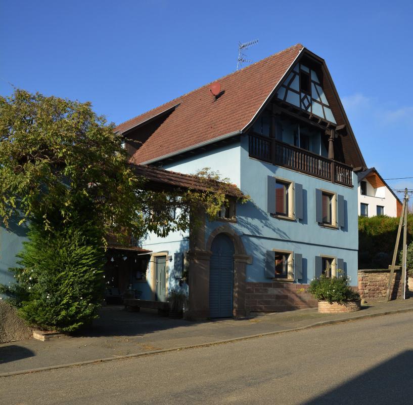 Gîte rural La Cour des Trois Glycines (Schnersheim)
