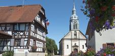 Sentier : Avenheim-Pfulgriesheim
