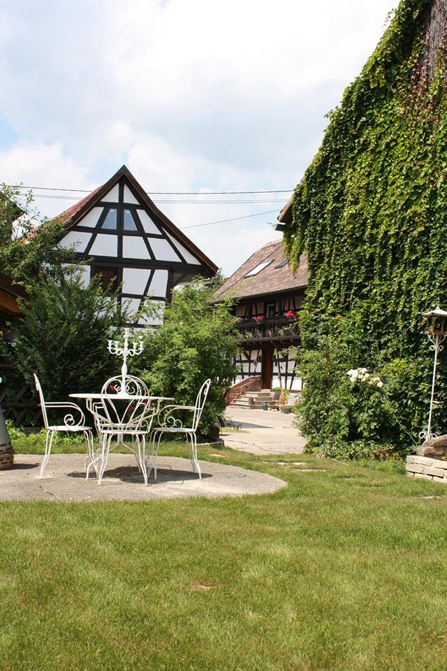 Chambre d'hôtes la Grange aux Coqs - Le Perchoir (Ittenheim)