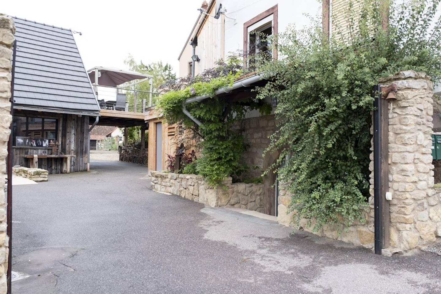Meublé de tourisme Studio Evasion (Neugartheim Ittlenheim)