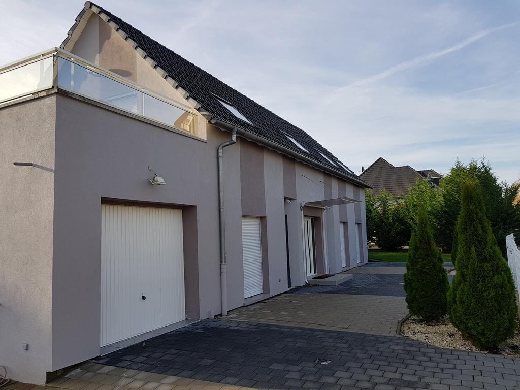 Meublé de tourisme des frères villa 2 (Ittenheim)