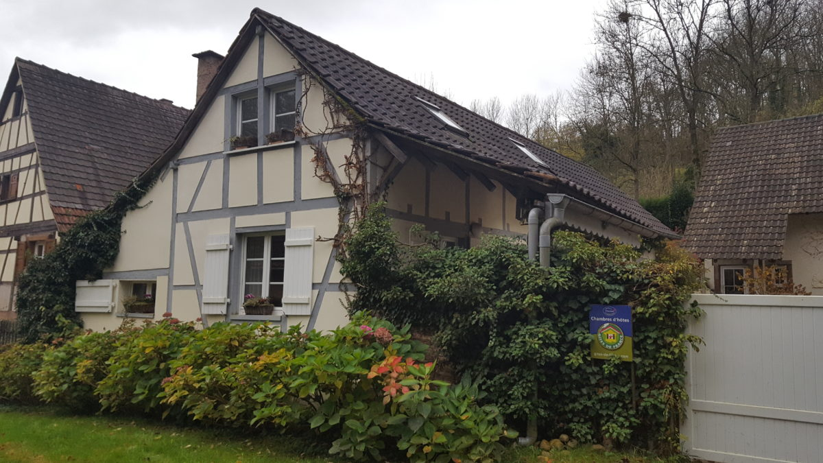 Maison d'hôtes La vallée (Kuttolsheim)