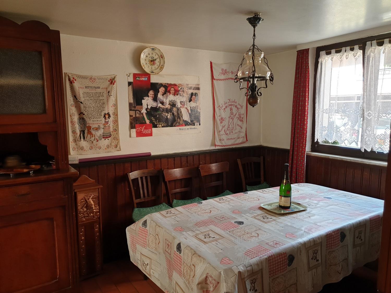 Meublé de tourisme Gîte Rural en Alsace