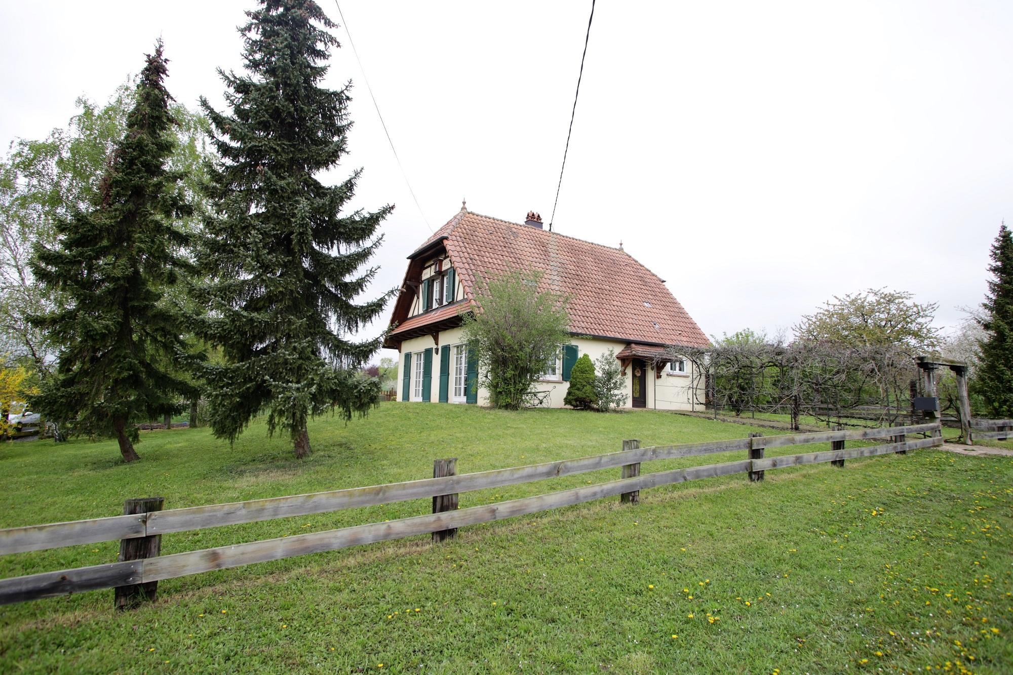 Meublé de tourisme Saint Ulrich (Avenheim)