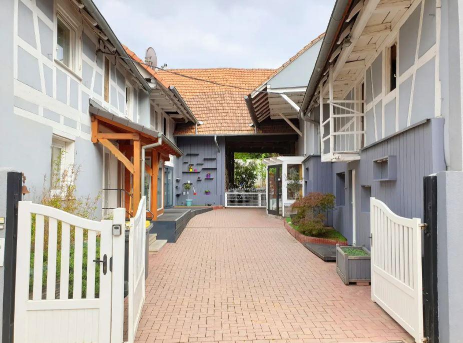Meublé de tourisme de M. FORMERY (Furdenheim)
