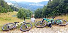 Ouverture du Bike Park du Markstein