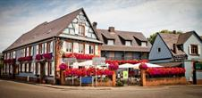 Hôtel-Restaurant Aux Comtes de Hanau