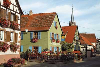 Restaurant S'Bastberger Stuewel