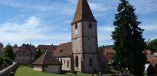 Protestant Church of Weiterswiller