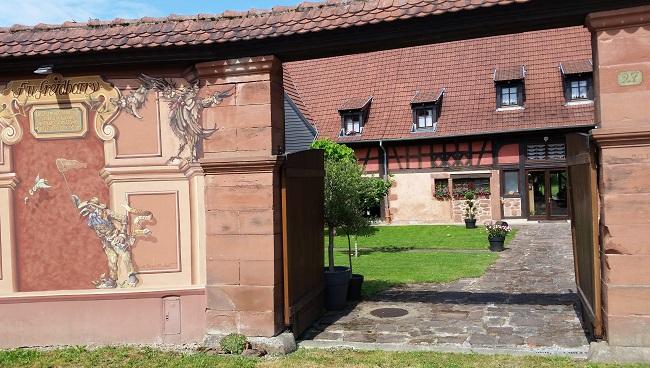 Chambres d'hôtes de Mme Karine VOGEL - 15 personnes - SCHILLERSDORF