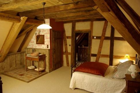 Gästezimmer von Annick und Janick Regnauld - 6 Personen