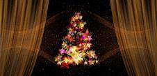 Séance de cinéma spécial Noël