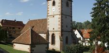 Visite de l'église historique