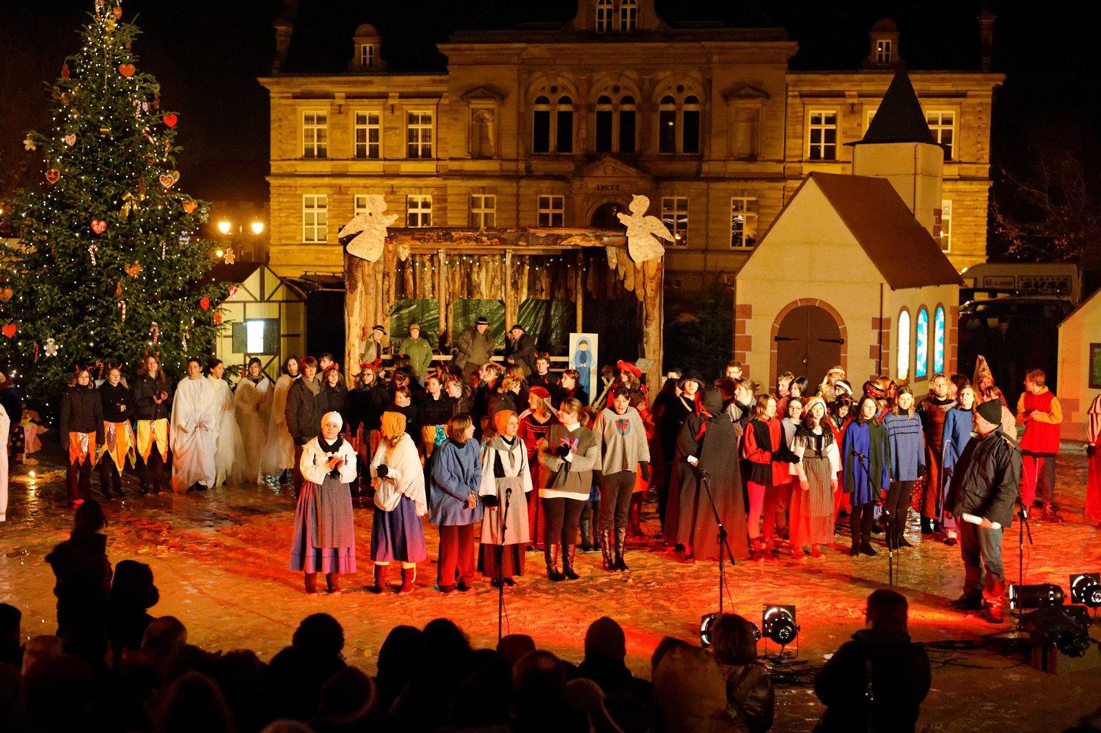 spectacle noel Spectacle de Noël et merveilles   Bouxwiller spectacle noel