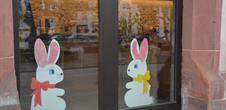 A la poursuite du lapin ! Course aux énigmes de Pâques