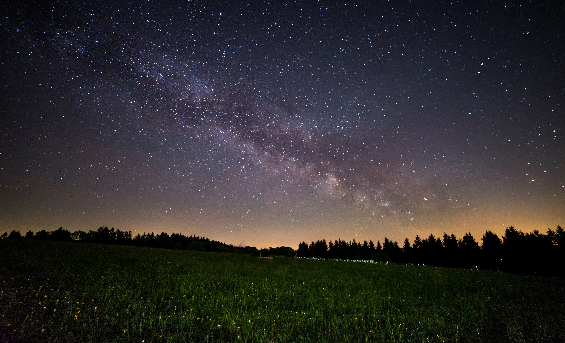 Sortie nocturne Contes et étoiles
