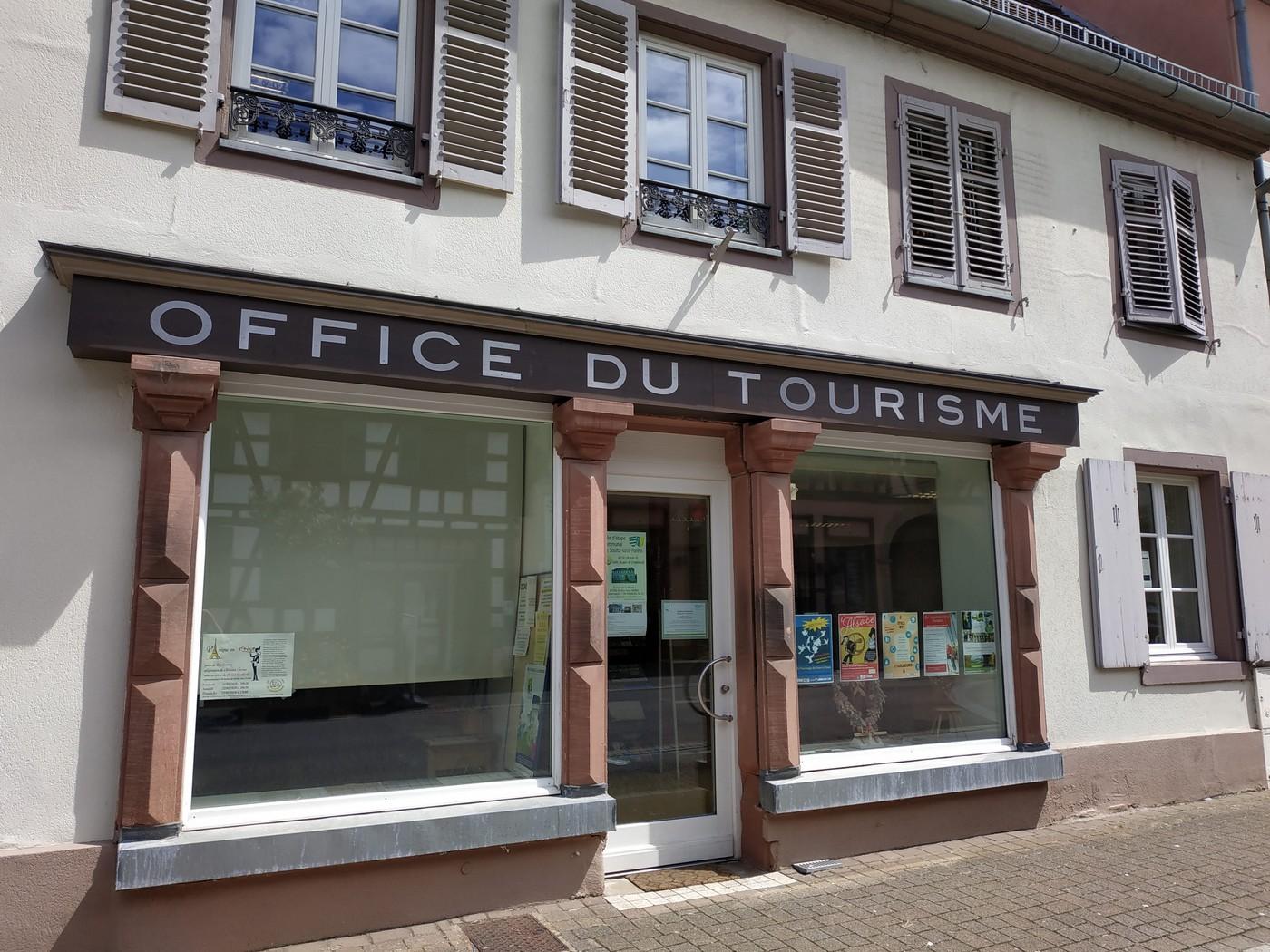 Office de tourisme de l 39 outre for t soultz sous for ts - Office du tourisme seignosse le penon ...
