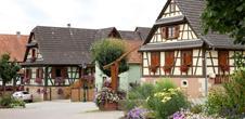 Hohwiller, village aux 4 fleurs.