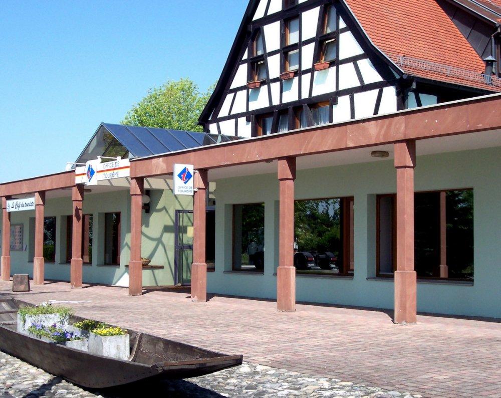 office de tourisme 3 pays