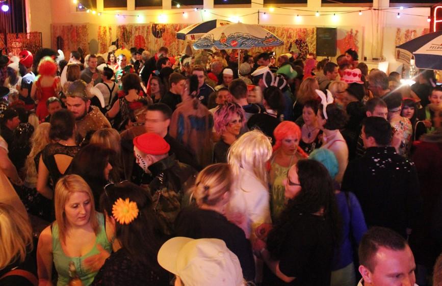 Bal de carnaval - Bürafasnacht