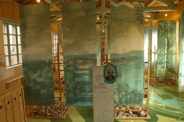 Exposition 'Mémoire du Rhin'