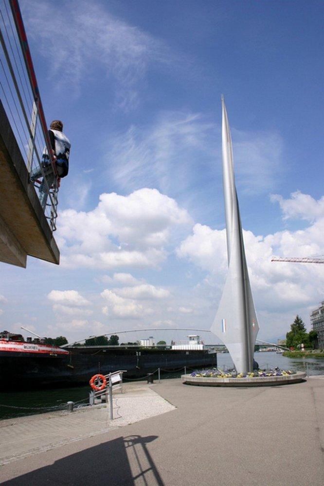 Das Tor von Basel und das Dreiländereck