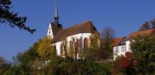 St Chrischona, die Sonnenterrasse von Basel