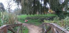 Parcours sensoriel de la 'Petite Camargue Alsacienne'