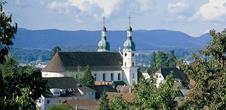 Le dôme d'Arlesheim