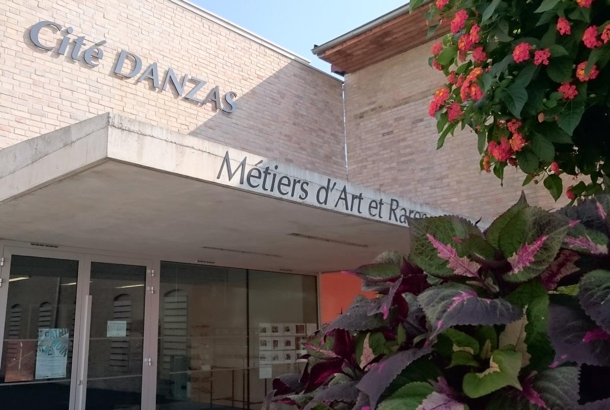 Expo à la Cité Danzas : Charles Haas