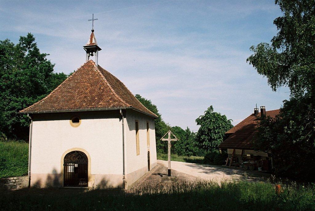 © Chapelle de Heiligenbrunn