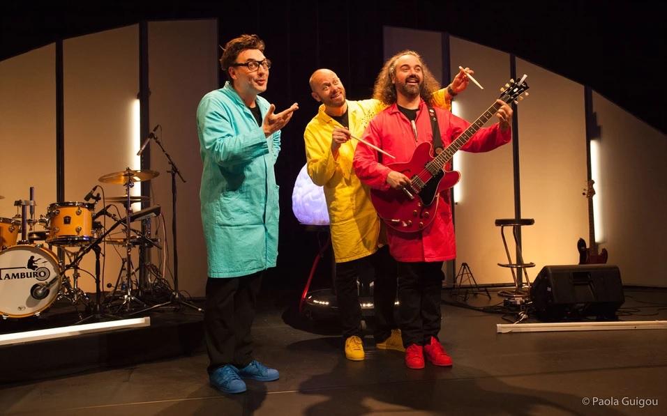 La machine à chansons du Professeur Cervelle - festival Compli'Cité