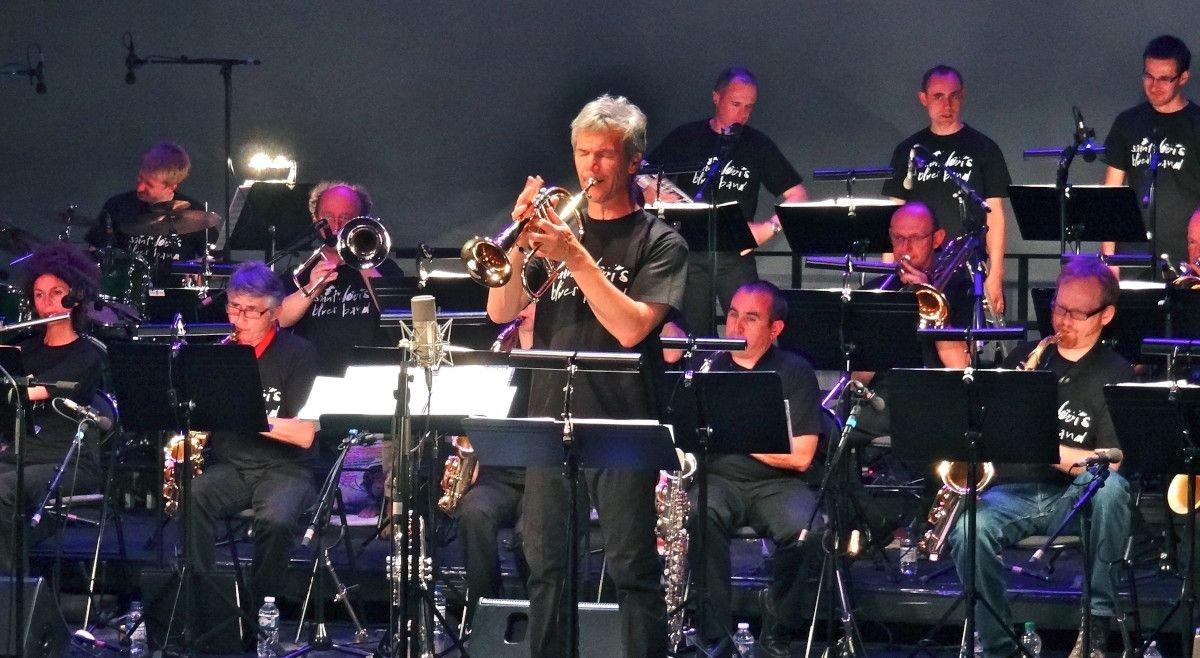 Concert du Saint Louis Blues Band