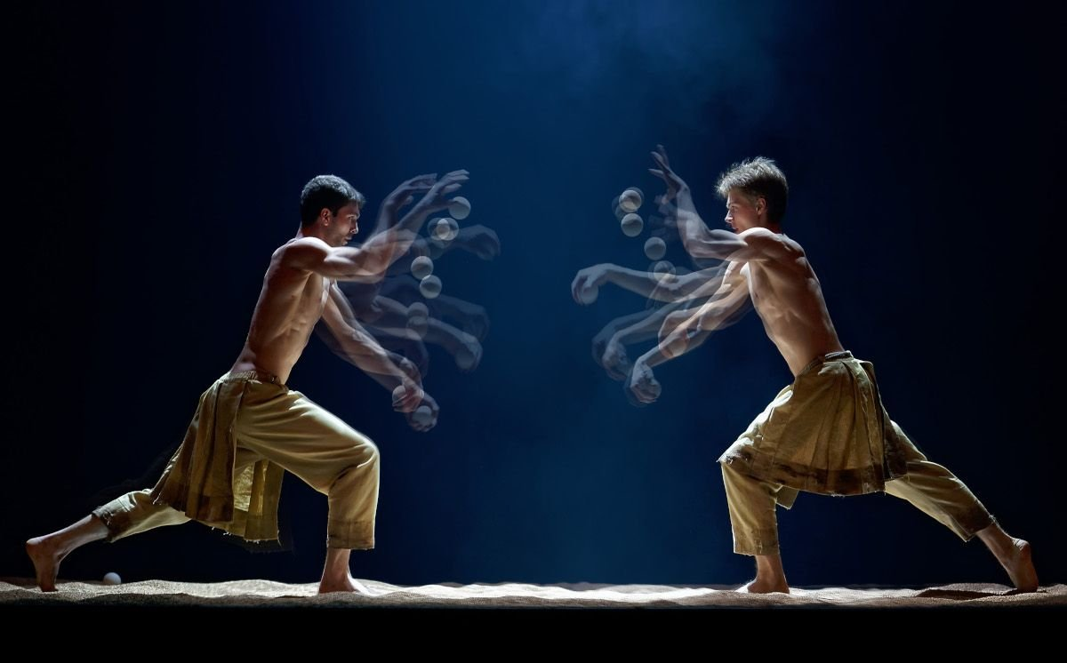 Rendez-vous du 20 - My Land - Cirque Contemporain