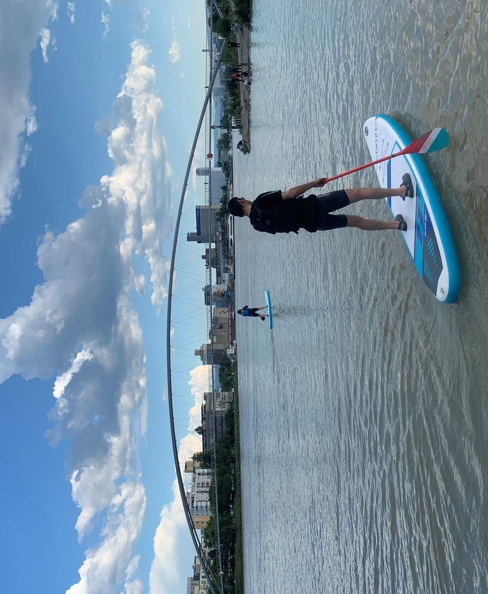 Essayer le paddle ! - Huningue