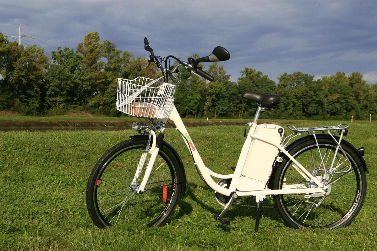 Saint-Louis : Location vélo à assistance électrique - Camping du Canal