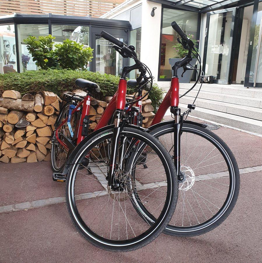 Location vélos & trottinettes à assistance électrique - La Villa K