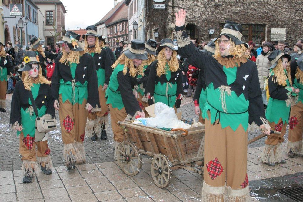 Cavalcade carnavalesque