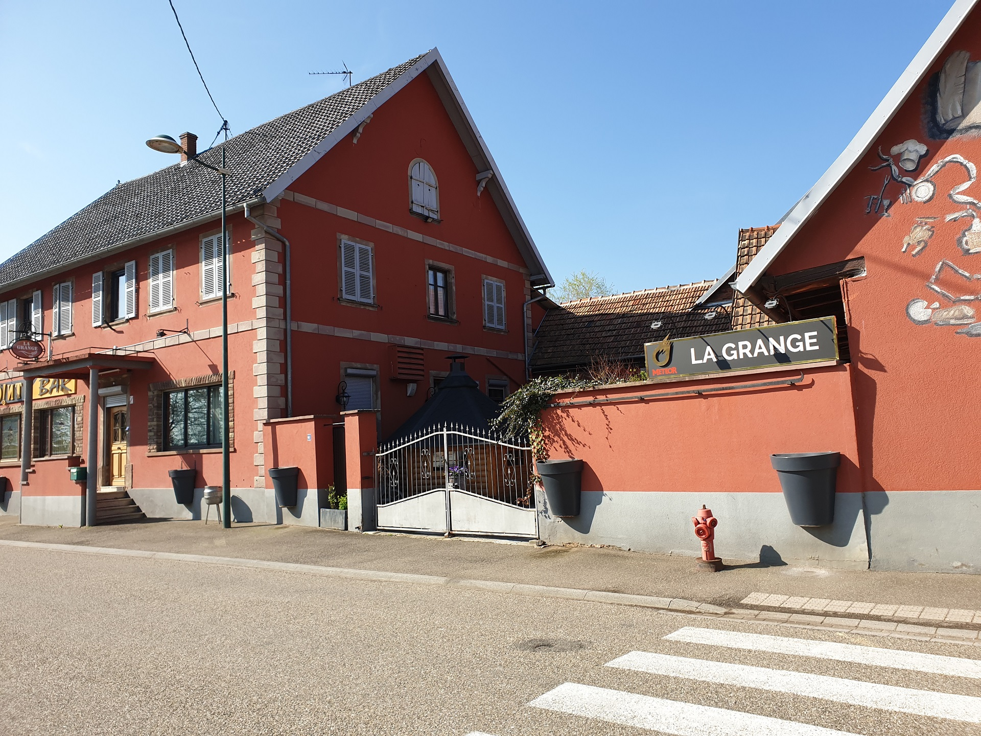 Restaurant La Grange Ettendorf
