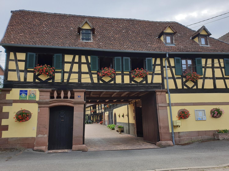 Meublé de tourisme La Ferme Michel - Le Bleuet