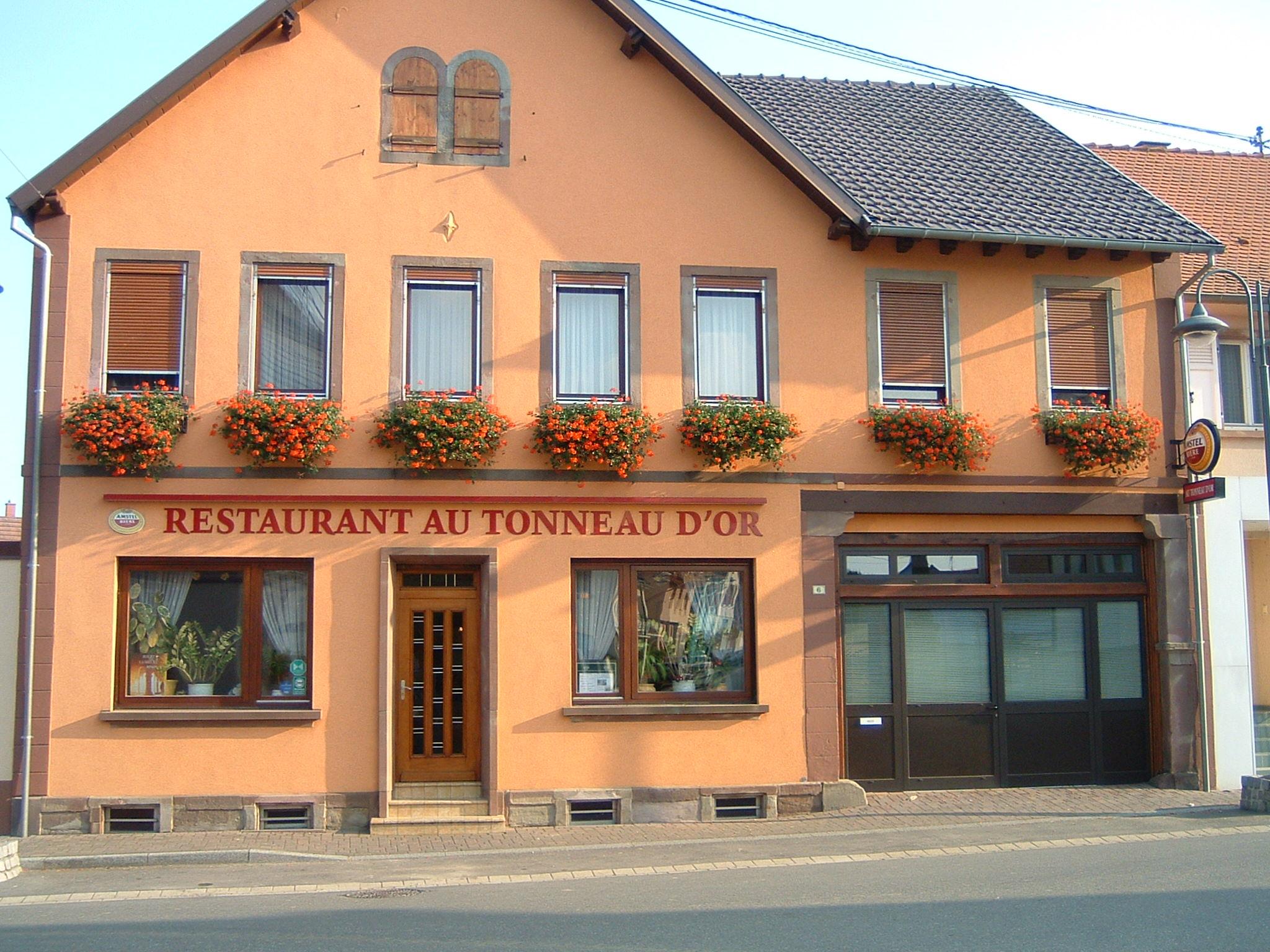 Restaurant Au Tonneau d'Or