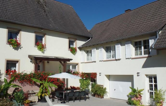 Meublé de tourisme- Mme Munsch - Duntzenheim