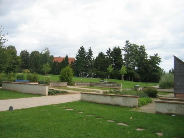 Jardin du Tilleul