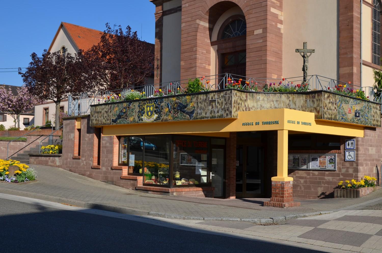 Office de tourisme du pays rh nan bureau de soufflenheim - Office du tourisme les contamines montjoie 74 ...