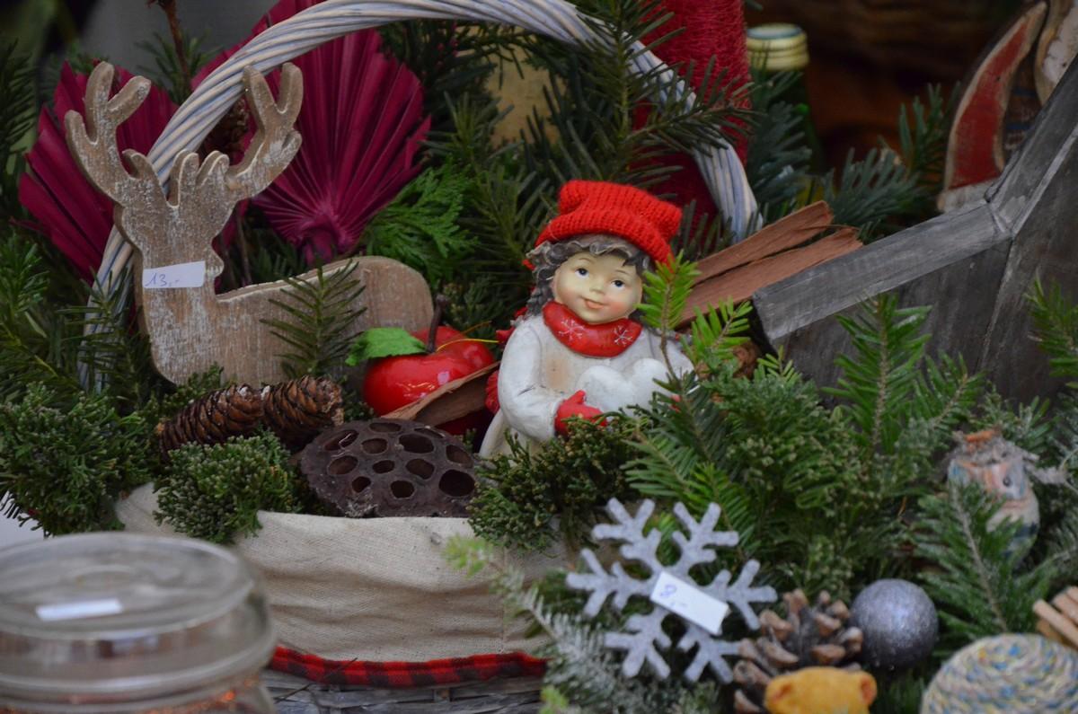 Marché de Noël dans la cité des potiers